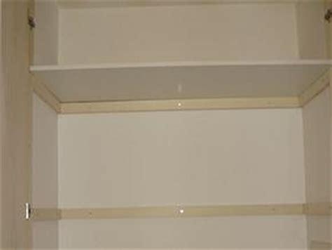 come creare un armadio a muro ricavare un armadio a muro in nicchia