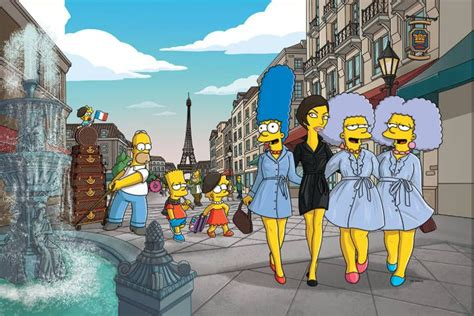 Evangelista And The Simpsons Do by The Simpsons Go To With Evangelista
