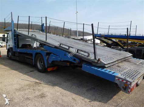 camion renault porte voitures premium 450 dxi 4x2 gazoil