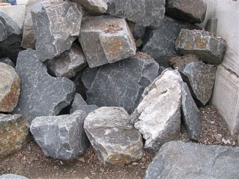 mchenry county rocks granite boulders stones a yard materials