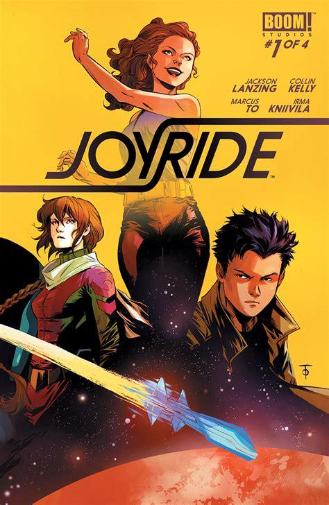 joyride  boom studios blog