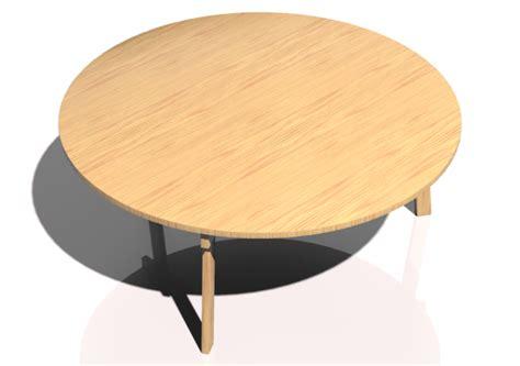 tavoli 3d tavoli 3d tavolo circolare bla station size l903