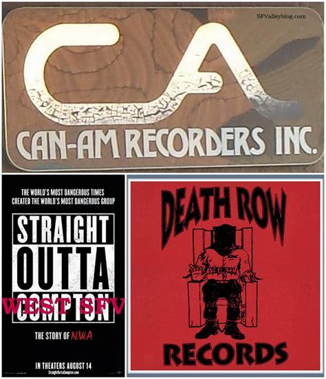 Where Is Row Records Bttf 27a Outta West Sfv Tarzana S Legendary