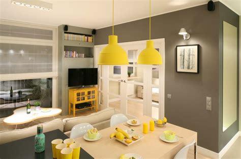 decorar 2 fotos juntas disenos comedor y cocina juntos para espacios pequenos