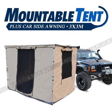 bag awnings for cers new 3x3m mountable tent room house car side awning