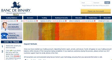 banc de binary uk – Banc de Binary Review   Binary Options Reviews UK