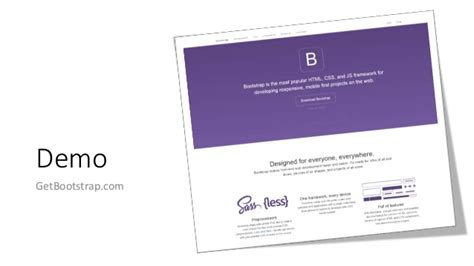 bootstrap themes detector bootstrap the full overview