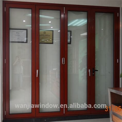 Sliding Doors With Built In Blinds by Strong Exterior Accordion Doors View Exterior
