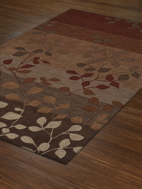 studio collection by dalyn dalyn studio sd1 paprika rug