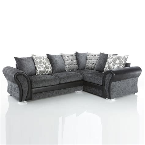 buy cheap faux leather corner sofa compare sofas prices