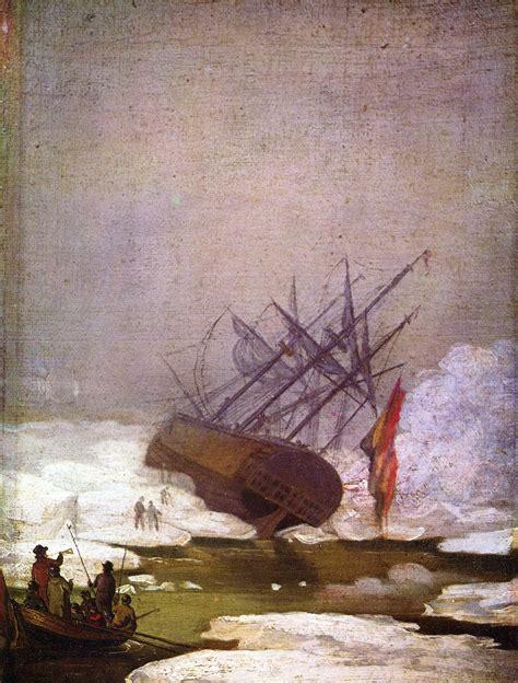 art artists caspar david friedrich part 1 caspar david friedrich on david sailing ships and moonlight