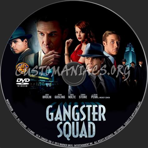 gangster squad download free mapenj gangster squad dvd label dvd covers labels by