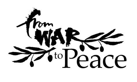 Peace War peace war thy word