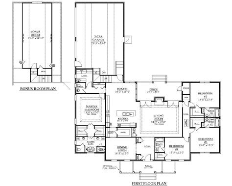 House Plans Large Kitchen Architectures Small House Plans With Big Kitchens House Plans Luxamcc