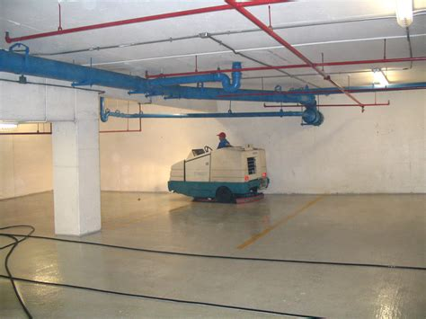 benefits of parking garage cleaning kevco building services