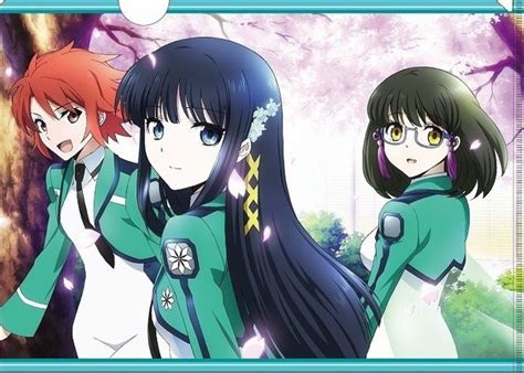 Petanko Rubber Mahouka Koukou Vol 2 Erika Chiba Ver Clear File Quot The Irregular At Magic High School Quot Type B By