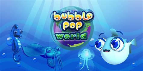 Gamis Bubblepop Import pop world nintendo 3ds software nintendo