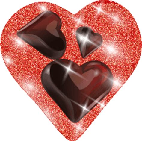 imagenes de corazones grandes y brillantes im 225 genes de amor con movimiento corazones rosas flores