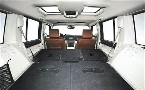 Jeep Commander Interior by 2006 Jeep Commander Commander In Chief Truck Trend