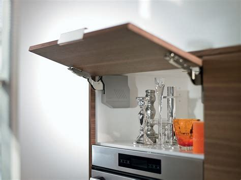 AVENTOS HK S for Sleeker Small Cabinets