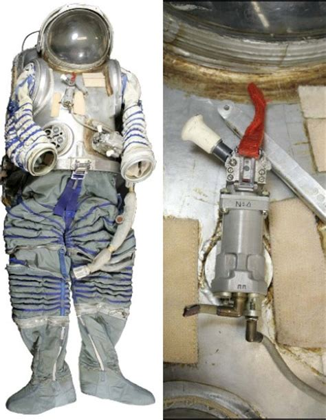 aborted russian space mission 50k spacesuit from aborted russian space mission luxury