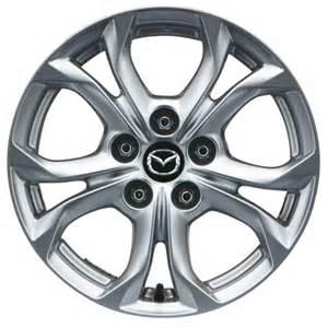 mazda cx 3 alloy wheel