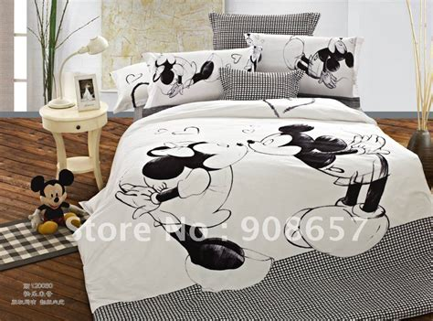 mickey mouse comforter queen queen cotton font b children s b font font b bedding b