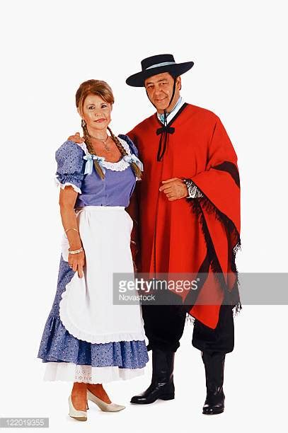 argentina traditional clothing stock photos and pictures