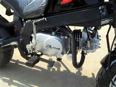 50ccm Motorrad Mit Schaltung by Skyteam Pbr 50 50ccm Mokick Mit 2 Personen Zulassung