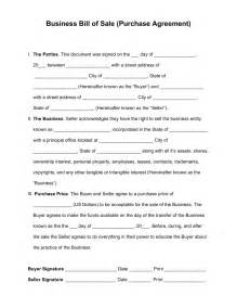 business purchase agreement template free 2 best agenda