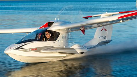 small boat plane a light aircraft revolution takes off cnn