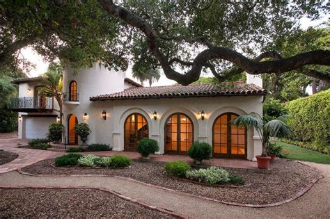 spanish revival homes old california and spanish revival style for the home