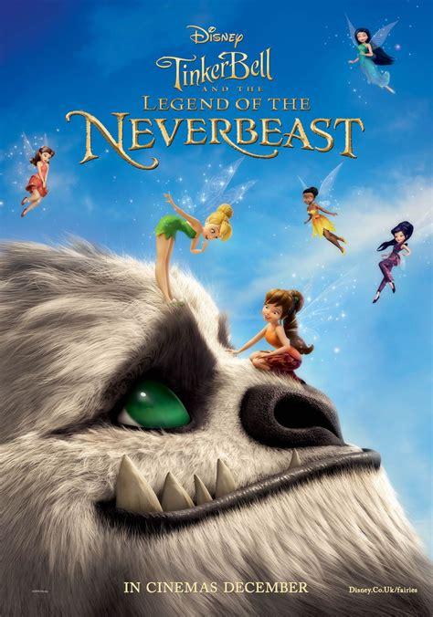 film kartun tinkerbell terbaru sinopsis film tinker bell and the legend of the neverbeast