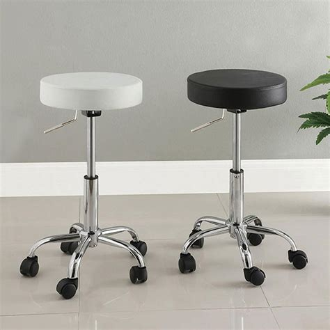 adjustable height vanity impressions vanity co swivel vanity stool with