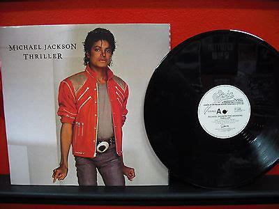 michael jackson thriller 12 vinyl popsike michael jackson thriller 12 quot vinyl single