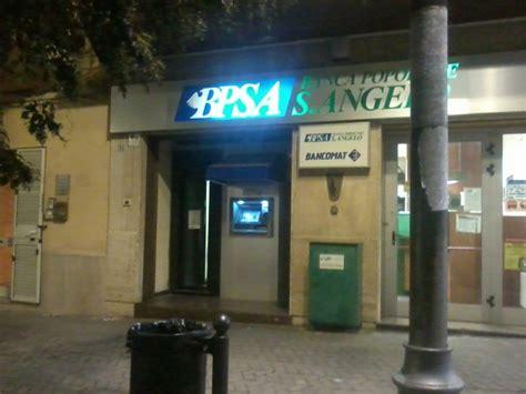 banca popolare di sant angelo rapina in banca a ribera con bottino di 25 mila