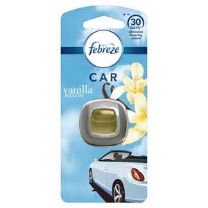 Febreze Car Air Freshener Asda Febreze Car Gel Vanilla Blossom At Wilko