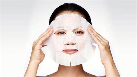 sheet mask terbaik merk lokal tak kalah  merk korea