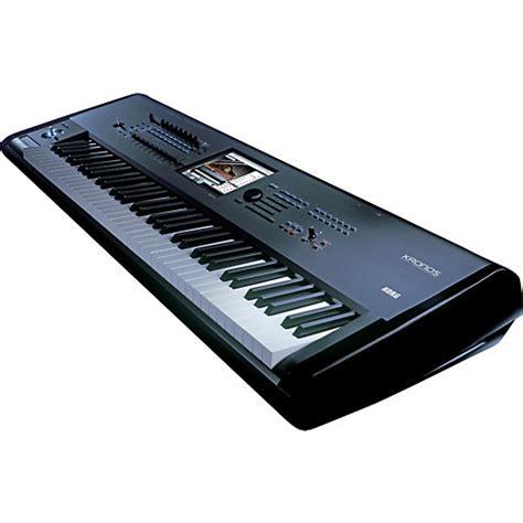 Keyboard Korg Kronos korg kronos 73 keyboard workstation musician s friend