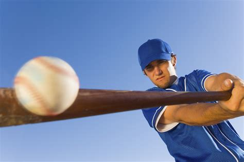 swinging a baseball bat correctly protect your eyesight so you can keep your eye on the ball