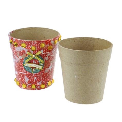 How To Make Paper Mache Pots - how to make paper mache pots 28 images paper mache