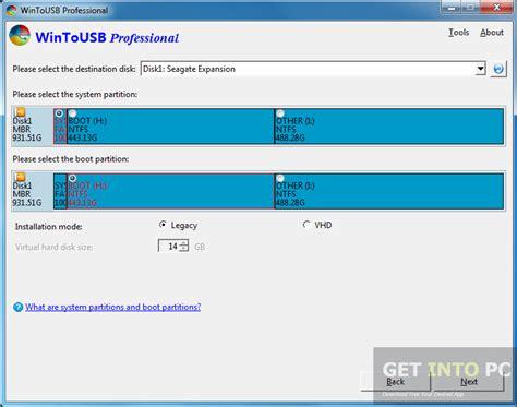 tutorial xp portable wintousb enterprise portable free download