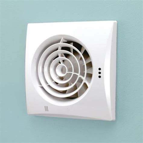 Bathroom Light With Extractor Fan Hush Th Bathroom Extractor Fan White Buy At Bathroom City
