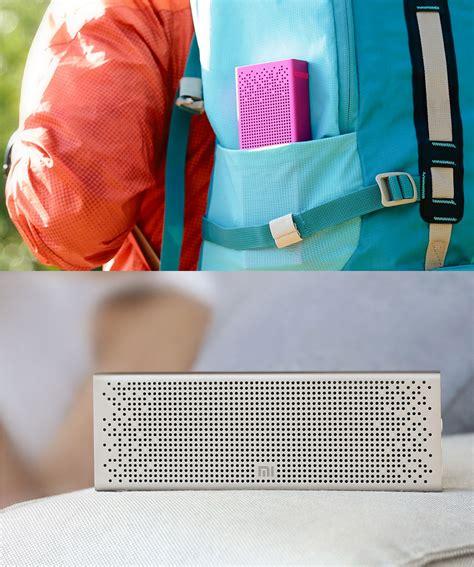 Speaker Xiaomi Mi Bluetooth Gold xiaomi mi bluetooth speaker gold specifications