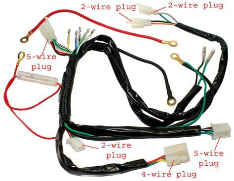 200cc dirt bike wiring harness 300cc dirt bike wiring