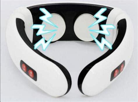 Alat Pijat Leher alat pijat leher elektrik bantu meredakan nyeri di leher harga jual