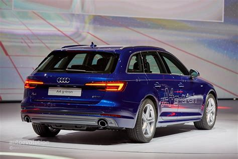 Audi A4 G Tron by Audi A4 G Tron And A4 Ultra Are All About Economy In