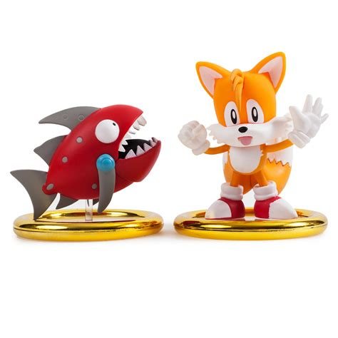 Figure Sonic sonic the hedgehog blind box figures by kidrobot the toyark news