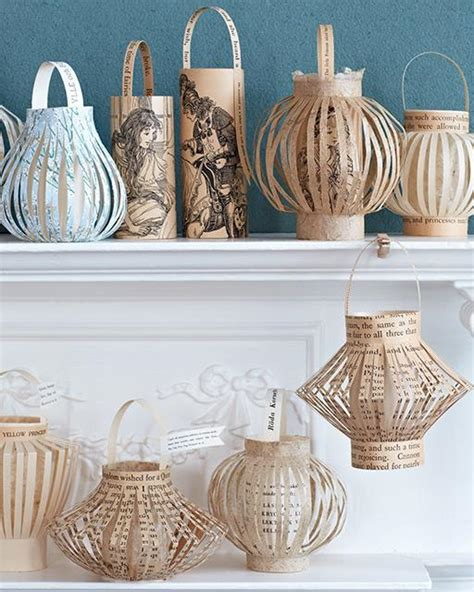 How To Make Paper Bag Lanterns - 16 ways to repurpose paper bags dukes and duchesses
