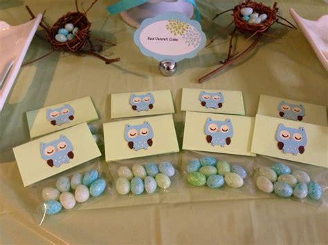 Cricut Owl Baby Shower by Owl Jelly Bean Egg Favors Baby Shower Bridal Cricut